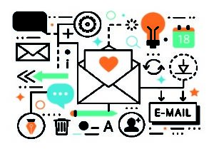 email ad
